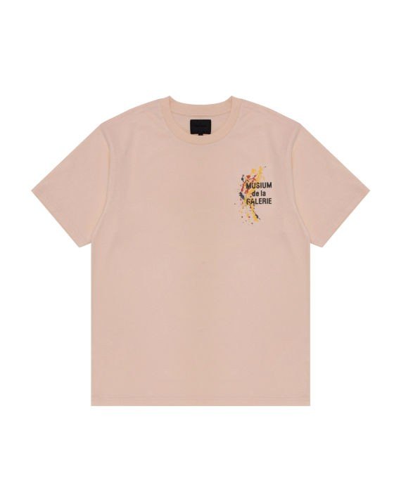 MUSIUM DIV. 男女同款Logo印花T恤