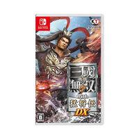 任天堂 Switch NS游戏 真三国无双7 with 猛将传DX中文全新实体卡