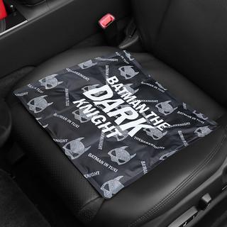 途喜 TUXI)汽车坐垫夏季冰垫学生制冷降温神器凉垫椅垫汽车座椅冰凉水垫夏天车用 暗夜蝙蝠(凝胶款)