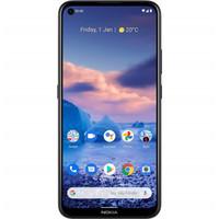 NOKIA 诺基亚 5.4 智能手机 4+128G 6.39英寸HD+双卡 长续航 2021年新款 蓝色