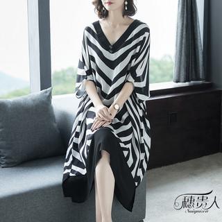 真丝睡衣女士2021年新款夏季高端时尚胖mm大码200斤冰丝睡裙薄款