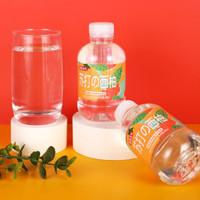 亲亲元气 苏打水果味饮料 260ML*6瓶 无蔗糖无汽多种口味饮品 西柚味