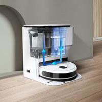 ECOVACS 科沃斯 地宝N9+扫拖洗一体智能免洗拖布扫地机器人家用洗地机