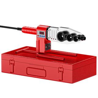 德力西热熔器 家用ppr热容器机接水管焊接机水电工程热熔管焊接器