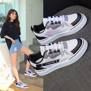 公猴小白鞋女学生韩版2021春季新款女鞋韩国ulzzang鞋子百搭板鞋