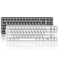 AJAZZ 黑爵 K680T 双模无线蓝牙机械键盘 68键