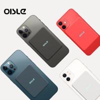 OISLE Oisle便携背夹充电宝适用于苹果12Pro/Mini/Max磁吸MagSafe无线充