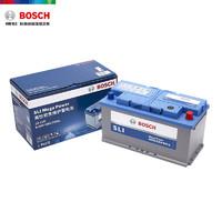 BOSCH 博世 汽车电瓶蓄电池免维护20-100 12V 奔驰E级、CLK级 以旧换新 上门安装