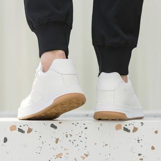 GXG 男鞋2021春夏新款休闲板鞋时尚休闲鞋小白鞋