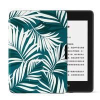 kindle Kindle paperwhite 全新 电子书阅读器 经典版 第四代 32G墨黑色*Nupro炫彩保护套-凤尾竹套装