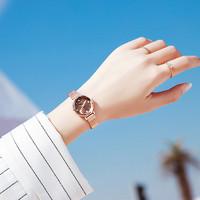 JULIUS 聚利时手表女夏季简约气质小众轻奢小巧精致小表盘2021年新款女表