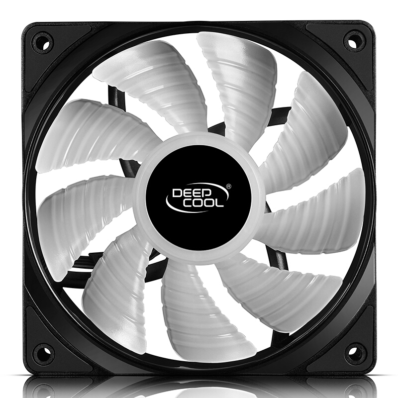 DEEPCOOL 九州风神 魔环 120 RGB 120mm 机箱散热风扇 单个装