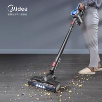 Midea 美的 无线吸尘器家用小型大吸力吸尘拖地一体机强力技术除螨手持式