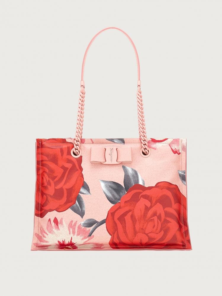 VIVA蝴蝶结购物袋(小号)