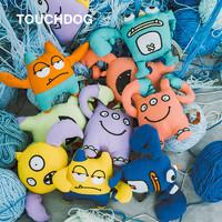 Touchdog 它它 狗狗玩具宠物用品毛绒玩具泰迪金毛耐咬磨牙 狗玩具
