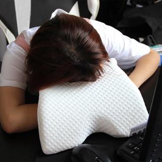 布拉塔 记忆棉u型午睡枕