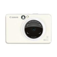 Canon 佳能 口袋拍立得手机拍照打印机瞬彩ZV-123无线蓝牙便携相机