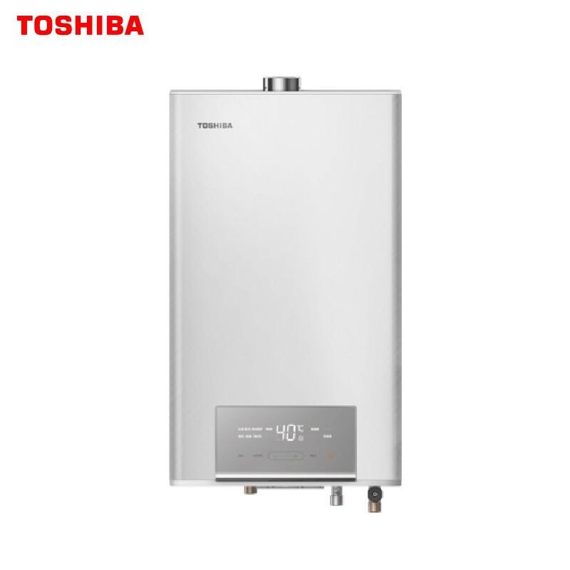 TOSHIBA 东芝 JSQ30-TS3 16升 燃气热水器