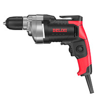 DELIXI 德力西 885手电钻家用220v多功能钻孔机电起子小手枪钻电动螺丝刀