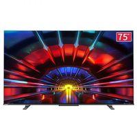 TOSHIBA 东芝 75英寸 4K智能超高清平面电视75Z670KF(流砂锖色)