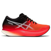 ASICS 亚瑟士 METASPEED SKY网面透气缓震耐磨女款运动跑步鞋 Sunrise Red/White 标准 44.5/US12