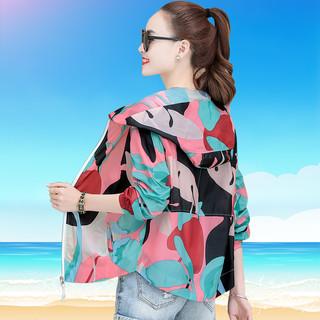 防晒衣女2021年夏季新款