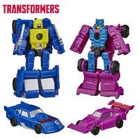 百亿补贴 : Transformers 变形金刚 围城地出地球崛起微型战士塞轨赛车小队男孩玩具