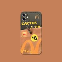 茂梵 趣味麦当劳M记 iPhone7-12系列 手机壳