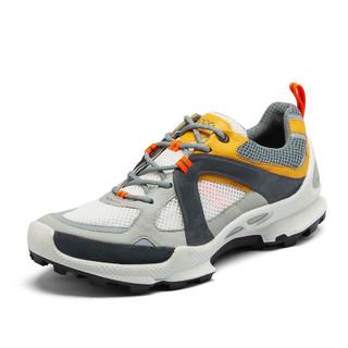 ecco 爱步 舒适系带网面透气缓震跑步鞋运动鞋男鞋 健步C803104