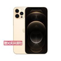 Apple 苹果 iPhone12 pro max 5G手机 金色 256GB