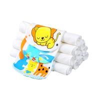 包邮南极人婴儿纯棉吸汗巾儿童幼儿园宝宝垫背巾全棉纱布隔汗巾