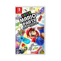 Nintendo 任天堂 Switch游戏卡带《马力欧派对》全新