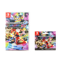 Nintendo 任天堂 switch任天堂马里奥赛车8游戏卡ns马车8实体卡带中文正版全新兑换码原装国行卡