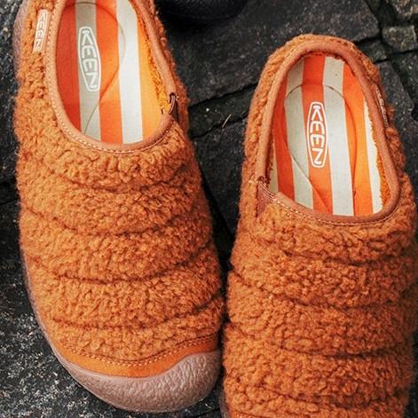 KEEN x Omas Hände系列 1023482 休闲保暖鞋