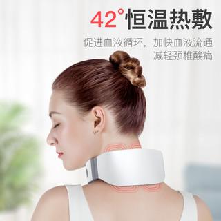 AUX 奥克斯 颈椎按摩器多功能肩颈部按摩仪揉捏脖子神器家用智能护颈仪