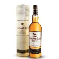 HIGHLAND QUEEN 高地女王 Highland Queen)苏格兰经典单一麦芽威士忌 700ml