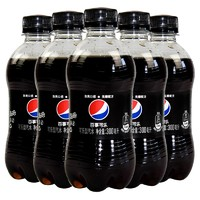 pepsi 百事 可乐小瓶装300ml