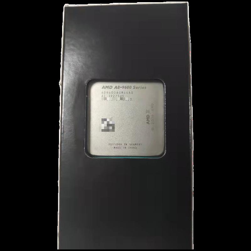 AMD A8 9600 R7核显 3.1GHz APU四核 散片CPU处理器65W功耗 APU A8 AMD A8 9600(散片)