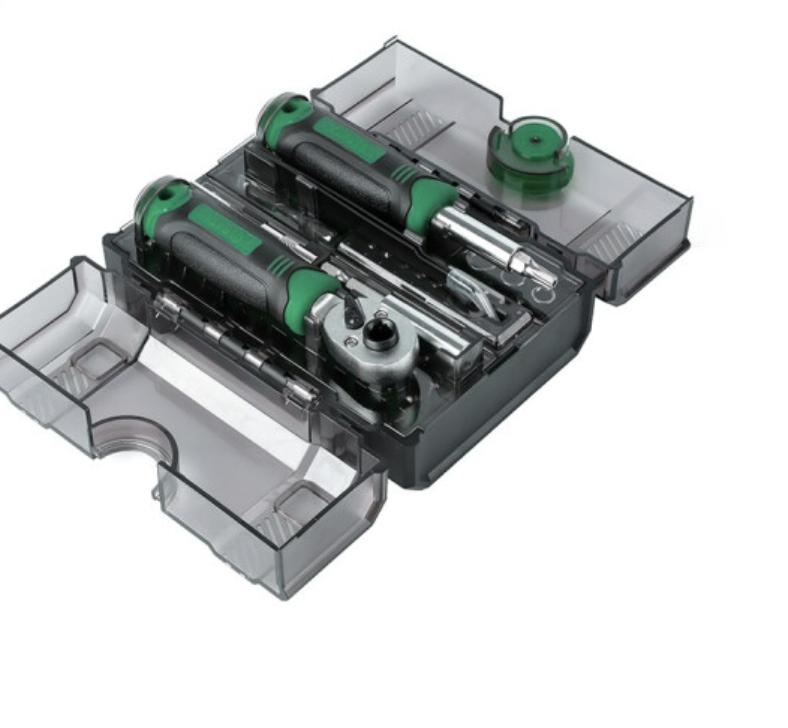 SATA 世达 05498A 78件套棘轮扳手&螺丝批套装