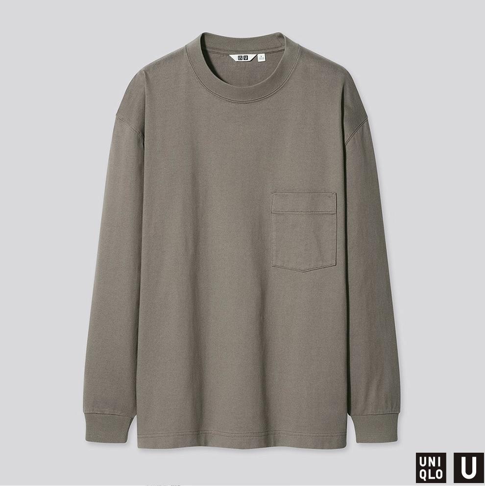 UNIQLO 优衣库 U系列 433035 男士圆领T恤
