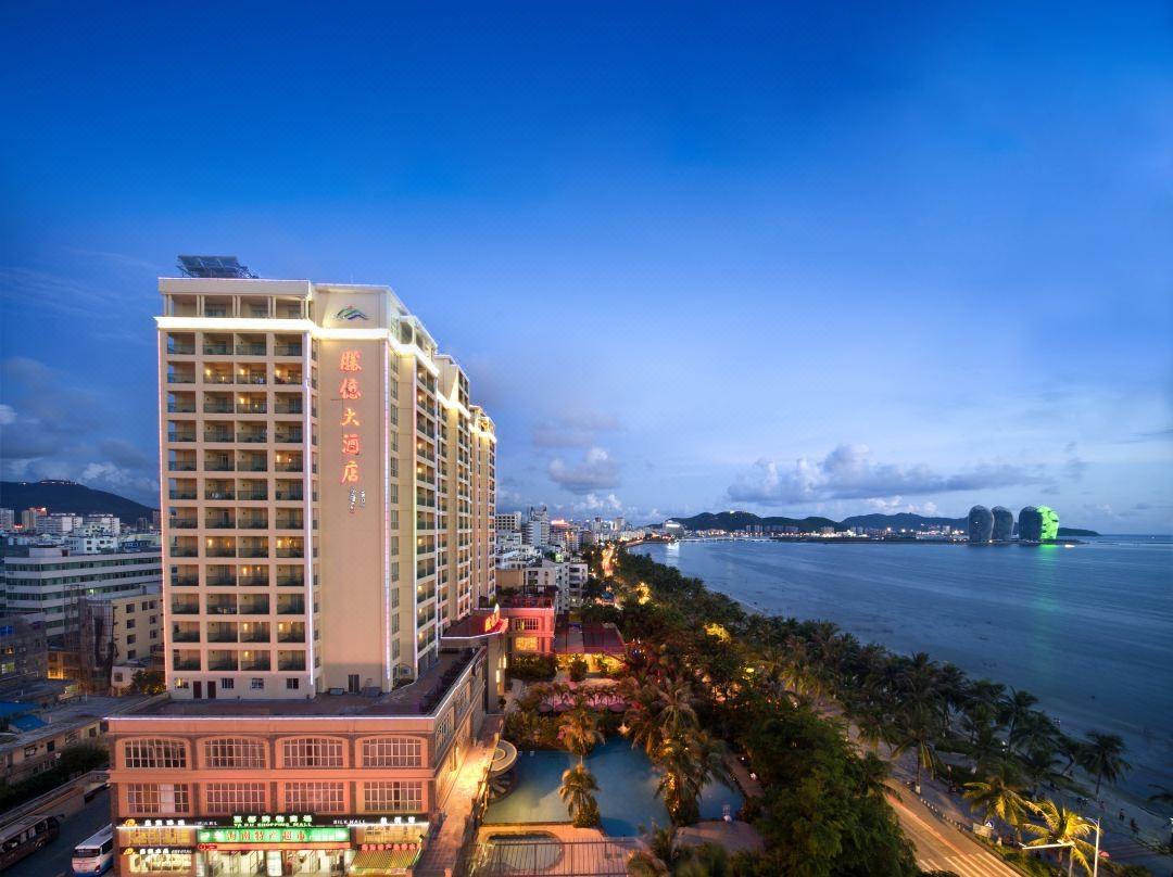 三亚胜意大酒店180度豪华海景套房