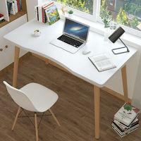OLOEY 书桌电脑桌家用学生台式桌写字桌简易办公桌