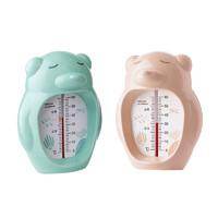 Babycare 曼尼熊 嬰幼兒童洗澡測水溫計