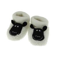 Glen Appin 格倫阿平黑色羊臉寶寶鞋子