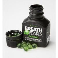 湊單品、銀聯專享 : BREATH PEARLS 口氣清新劑 50粒