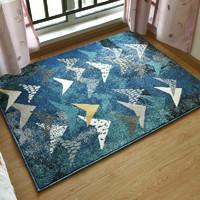 绅?#25239;?鱼跃B-SKY 北欧现代简约地毯 0.85米*1.2米 重约4.2斤