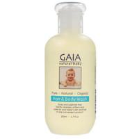 银联专享 : GAIA 盖雅 婴幼儿洗发沐浴露2合1 500ml
