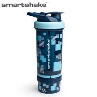 smartshake瑞典搖搖杯健身蛋白搖粉杯運動水杯子奶昔杯粉盒便攜Revive 山脈戶外_smartshake瑞典
