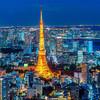 上海-日本東京6日1晚自由行