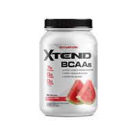 Scivation xtend BCAAs運動飲料健身能量補充粉劑 西瓜味 90份